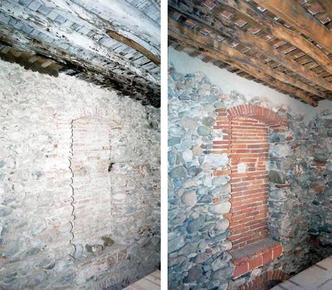 Restauració de parets