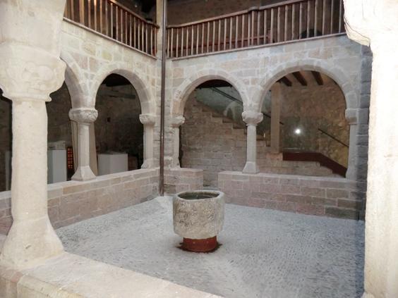 Palau Abadia San Joan Abadeses